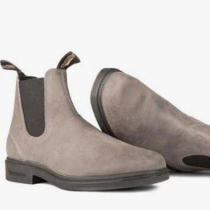 Blundstone 1395 - Chisel Toe Dress Steel Grey